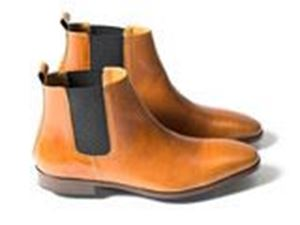 Picture of The Ali Shoe: Size 13.5/14 (Brown)