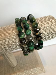 Picture of Assorted Green- set of 3