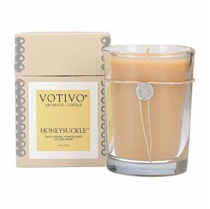 Picture of Candle - Honeysuckle Candle from Votivo