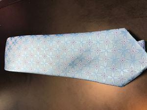 Picture of Tie: Light Blue Design