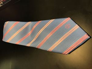 Picture of Tie: Light Blue w/ Pink Stripe