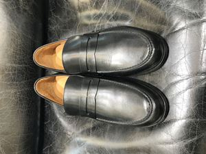 Picture of The John Weston Shoe: Size 11/11.5 (Black)