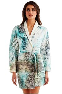 Picture of Wrap Up Short Robe