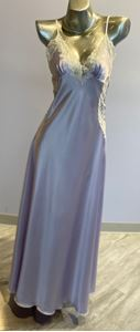 Picture of Jane Woolrich Satin Nightdress