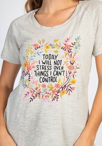 Picture of Boho Tee Won't Stress