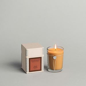 Picture of Candle - Teak Candle from Votivo
