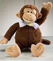 Picture of Lavender-Filled Plush Monkey