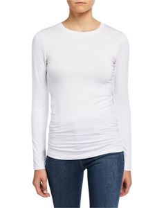 Picture of L'Agence Tess Crew Neck Long Sleeve