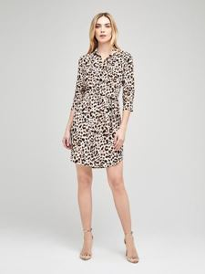 Picture of L'Agence Stella Short Shirt Dress