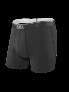 Picture of Saxx Quest Boxer Brief -Black