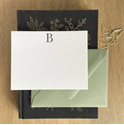Picture of Letterpress Initial Note