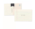 Picture of Just a Note Postcard Pack