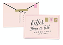 Picture of Better Thank A Text Postcards Pack