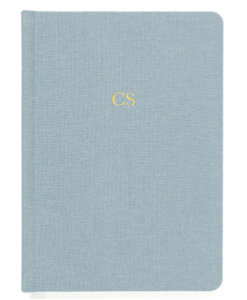 Picture of Dusty Blue Journal