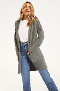 Picture of Remi Feather Knit Cardigan