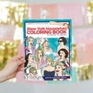 Picture of Coloring Book Rhony