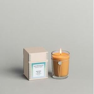 Picture of Candle - Minted Aloe Candle from Votivo