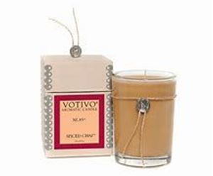 Picture of Candle - Spiced Chai Candle from Votivo