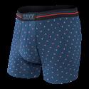 Picture of Saxx Ultra Boxer Briefs - Blue Foxy