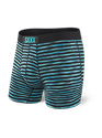 Picture of Saxx Vibe Boxer Brief - Black Space Hiker Stripes