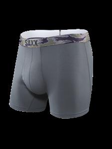 Picture of Saxx Quest Boxer Brief -Dark Charcoal