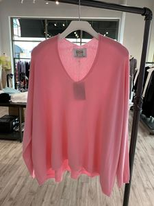 Picture of Made in Italy - pink one-size sweater