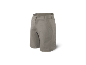 Picture of Saxx New Frontier 2N1 Shorts-Clay Heather
