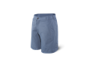 Picture of Saxx New Frontier 2N1 Shorts-Navy Heather