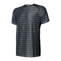 Picture of Saxx Hot Shot Tee-Black Heather