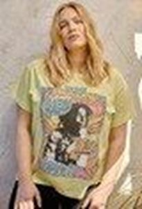 Picture of Bob Marley Tshirt