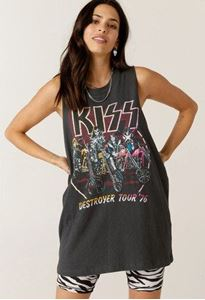 Picture of Kiss Bikers Tank Top