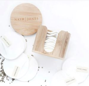 Picture of ap: Bamboo Wash Pad Set
