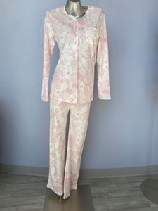 Picture of Cotn PJ Set Pink