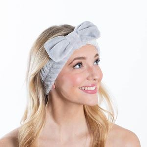 Picture of Plush Headbands w/Bow
