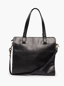 Picture of Axum Tote: Snake/Black