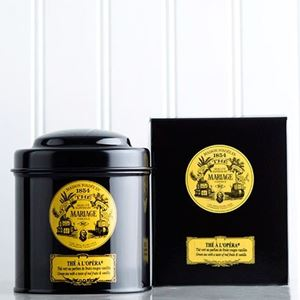 Picture of Mariage Freres The A L'Opera Green Tea Tin