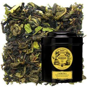 Picture of Mariage Fereres Casablanca Tea Tin