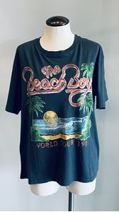 Picture of Beach Boys Tee- Black