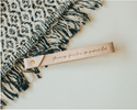Picture of There Is Freedom In Surrender Wristlet